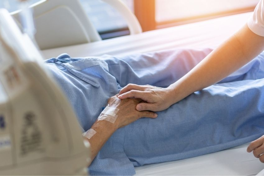 Post: Ways To Ease Anxiety in Hospice Patients
