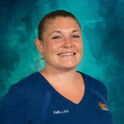 Soulistic Hospice Team Member Faith Gittins